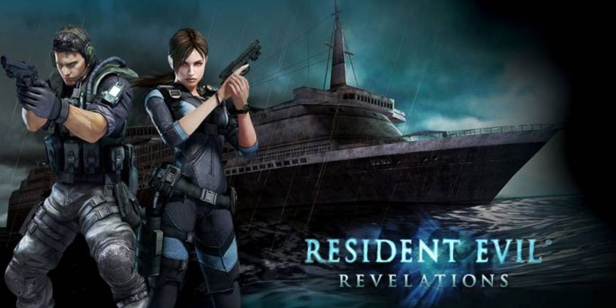 Resident Evil Revelations Collection llegará este año a Nintendo Switch
