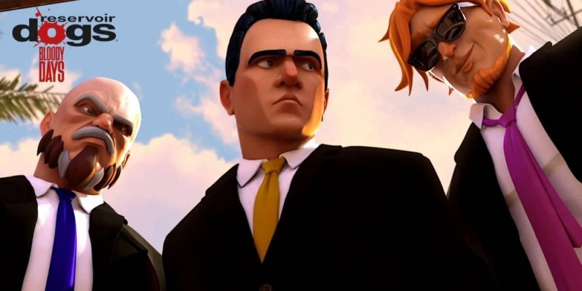 El juego de Reservoir Dogs recibe fecha de lanzamiento y tráiler cinemático