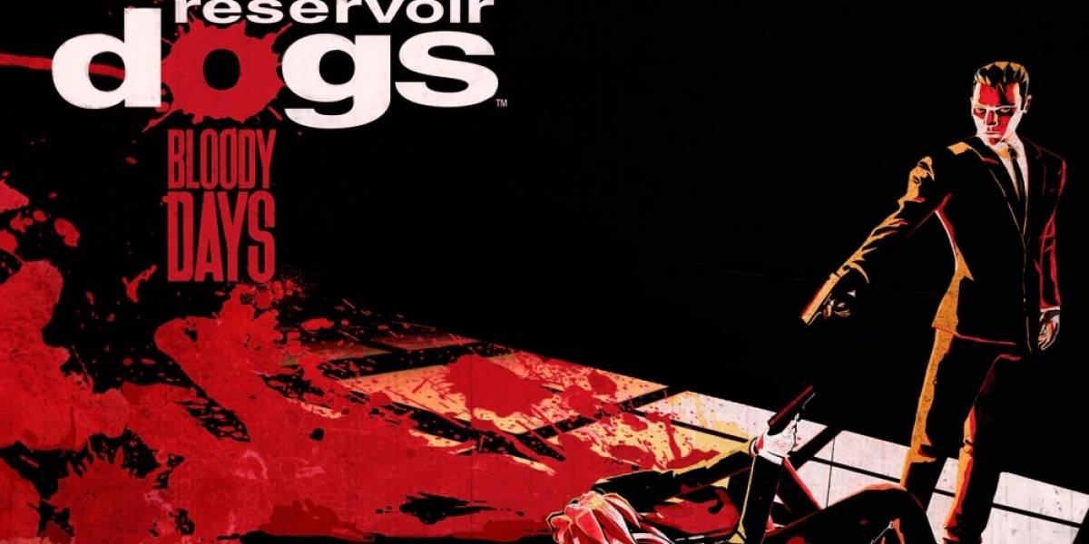 El juego de Reservoir Dogs ya está disponible en PC