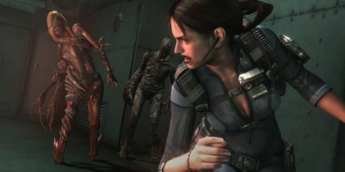 Lanzan nuevos tráilers de Resident Evil Revelations 1 y 2 para Switch