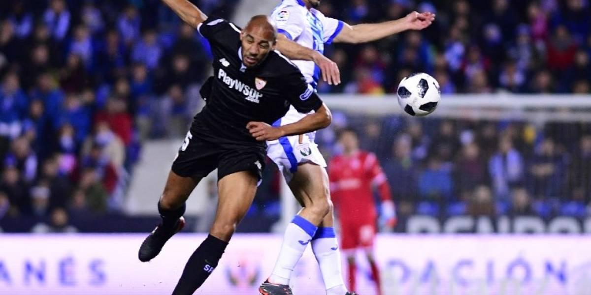 Leganés y Sevilla definirán el pase a la final en la vuelta