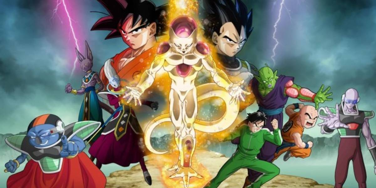 Hoy se estrena Dragon Ball Z: La Resurrección de Freezer
