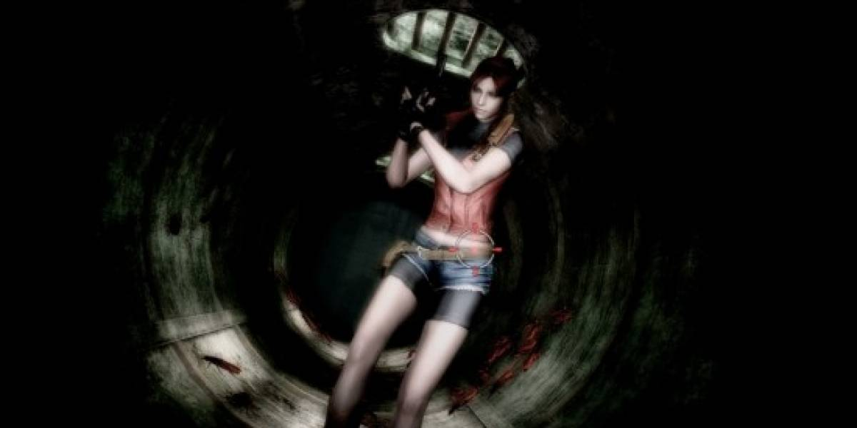 Capcom revela nuevas imágenes de Resident Evil: The Darkside Chronicles