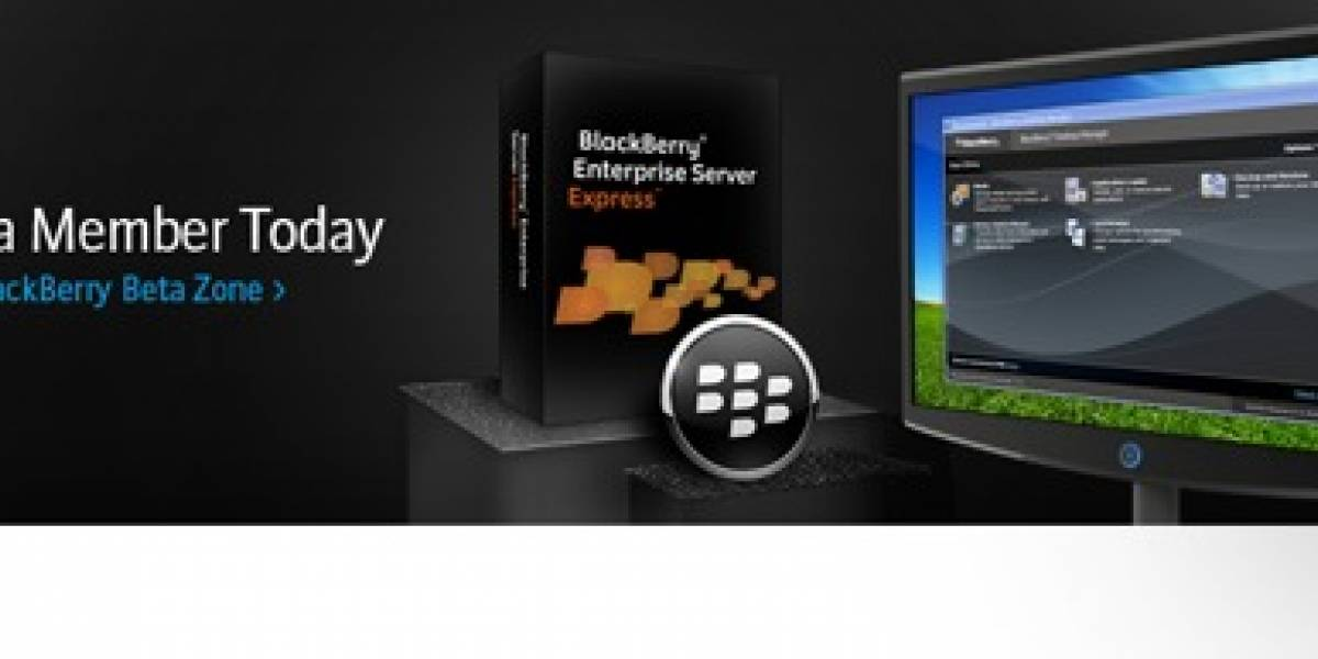 BlackBerry Beta Zone: El lugar para probar aplicaciones de RIM