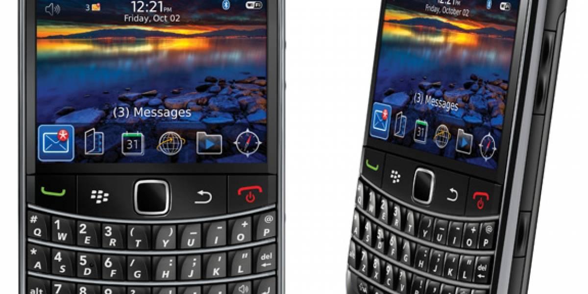 BlackBerry Bold 9700 presentada oficialmente