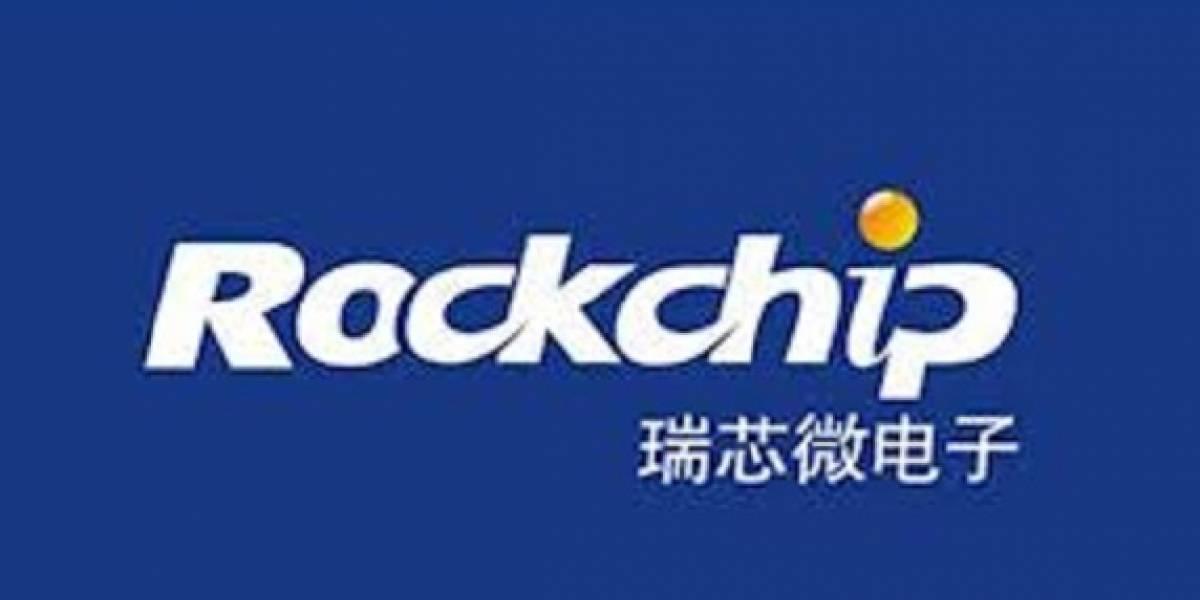 Rockchip adquiere licencias ARM a 64 bits