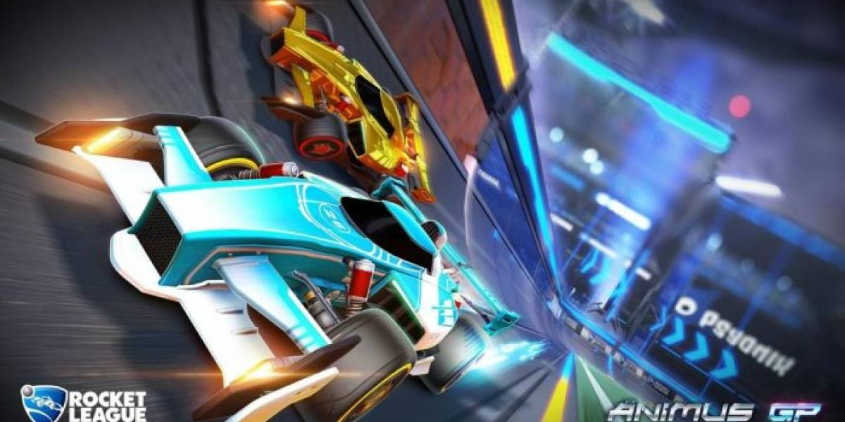 Rocket League ya cuenta con más de 33 millones de jugadores