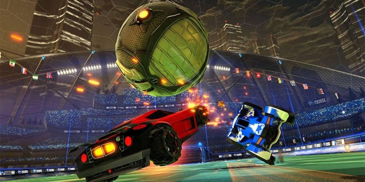 Rocket League se puede jugar gratis durante el fin de semana en Steam