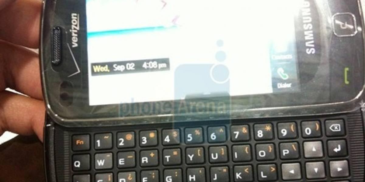 Videos, imágenes y precio del Samsung Rogue U960