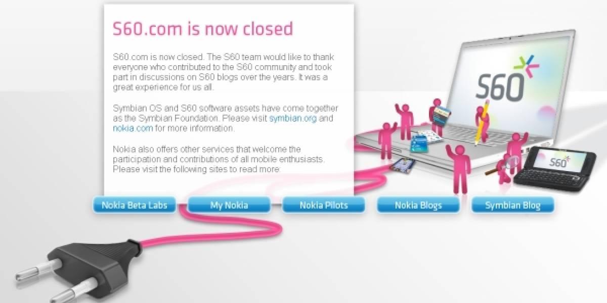 La Fundación Symbian quiere olvidarse de S60