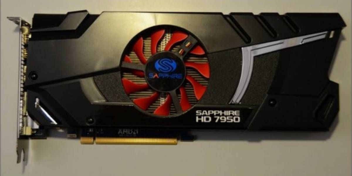 Sapphire Radeon HD 7950 preview