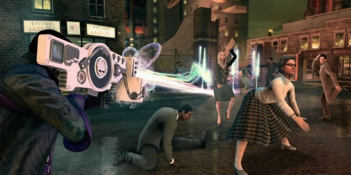Saints Row IV está gratis durante el fin de semana en Steam