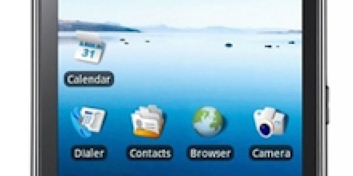 Samsung promete Androides bajo USD $100 para el 2010