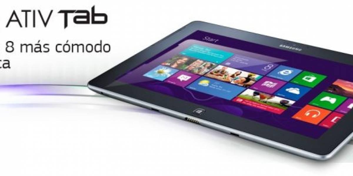 """Samsung alista nuevas Tablet PC ATIV Tab de 12"""""""