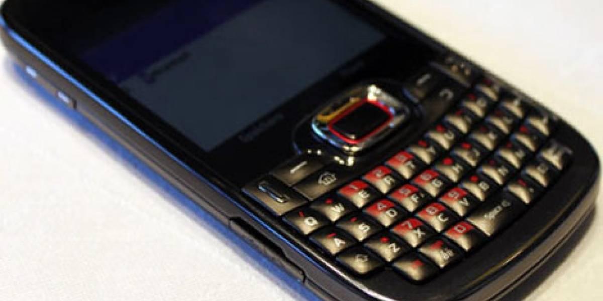 Samsung Omnia PRO B7330, el hermano perdido del BlackBerry Curve 8900