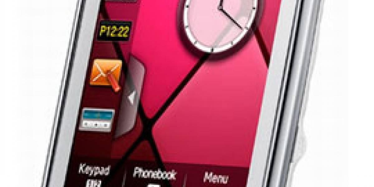 Samsung Diva S7070: Un nuevo móvil femenino