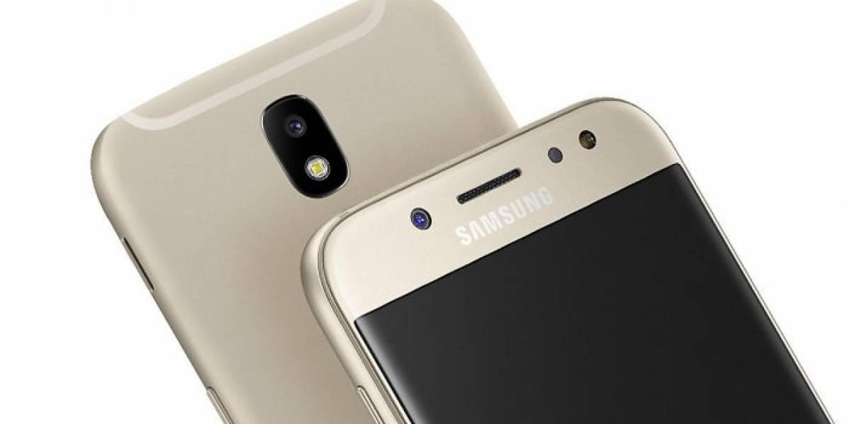 Samsung Galaxy J5 Pro 2017 llega a México