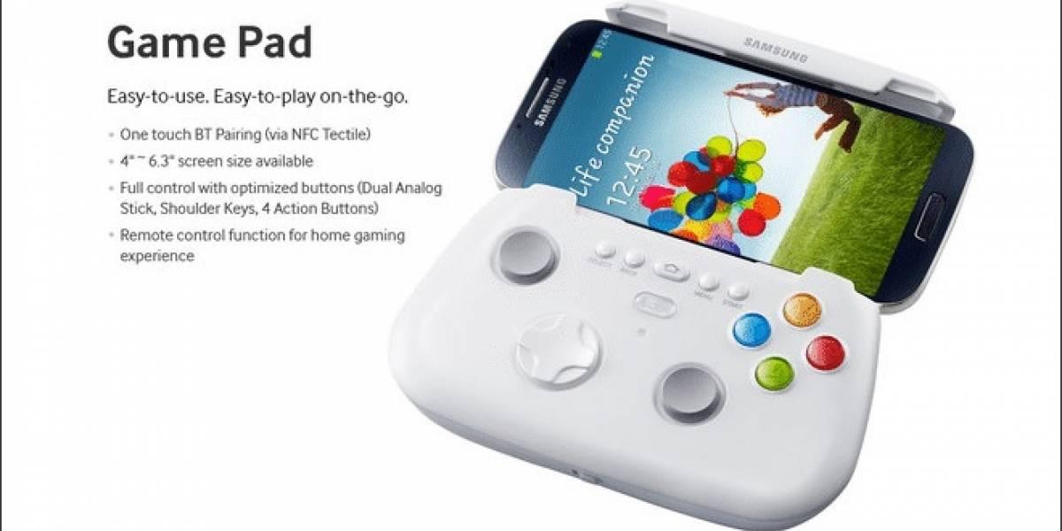 SAMSUNG Galaxy Game Pad: ¡Convierte tu Galaxy en una consola de juegos!