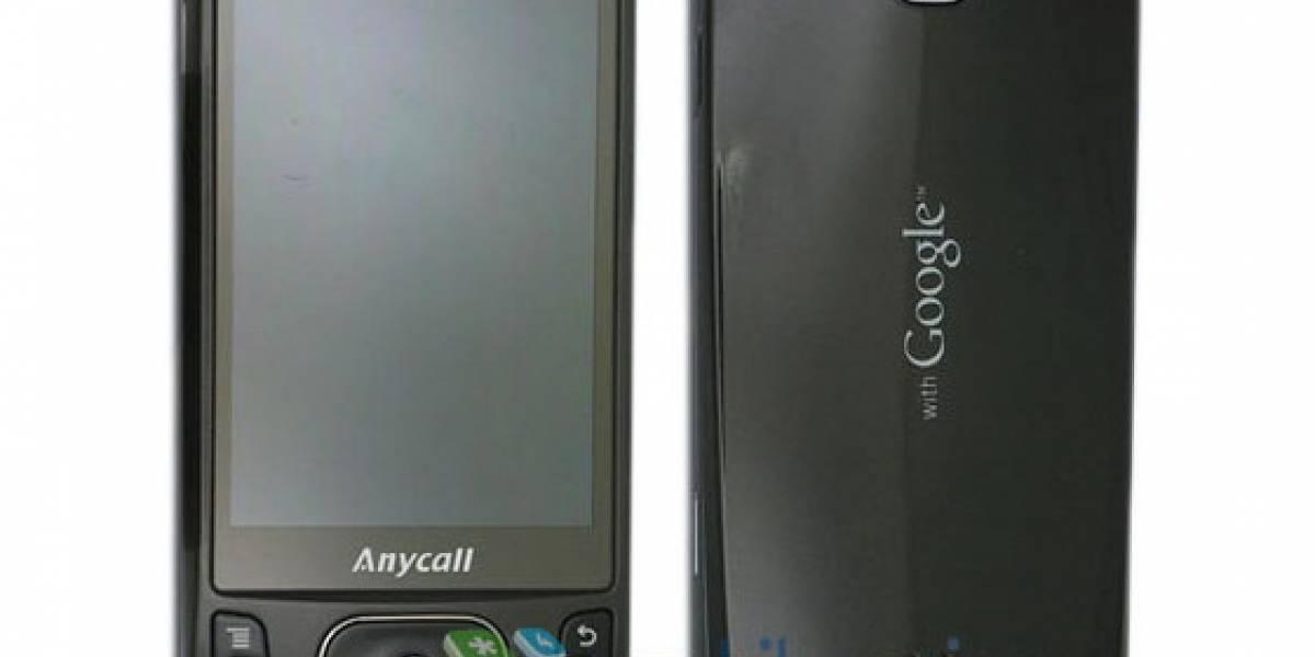 Primeras imágenes del Samsung i6500U Saturn