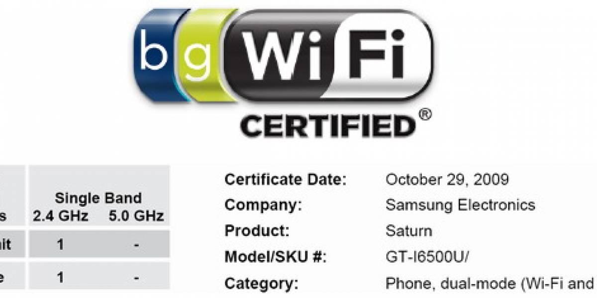 Futurología: Samsung Saturn i6500