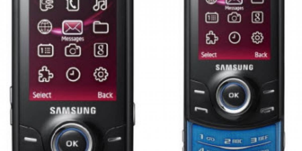 Samsung Metro 5200: Un nuevo slider que no es un Corby
