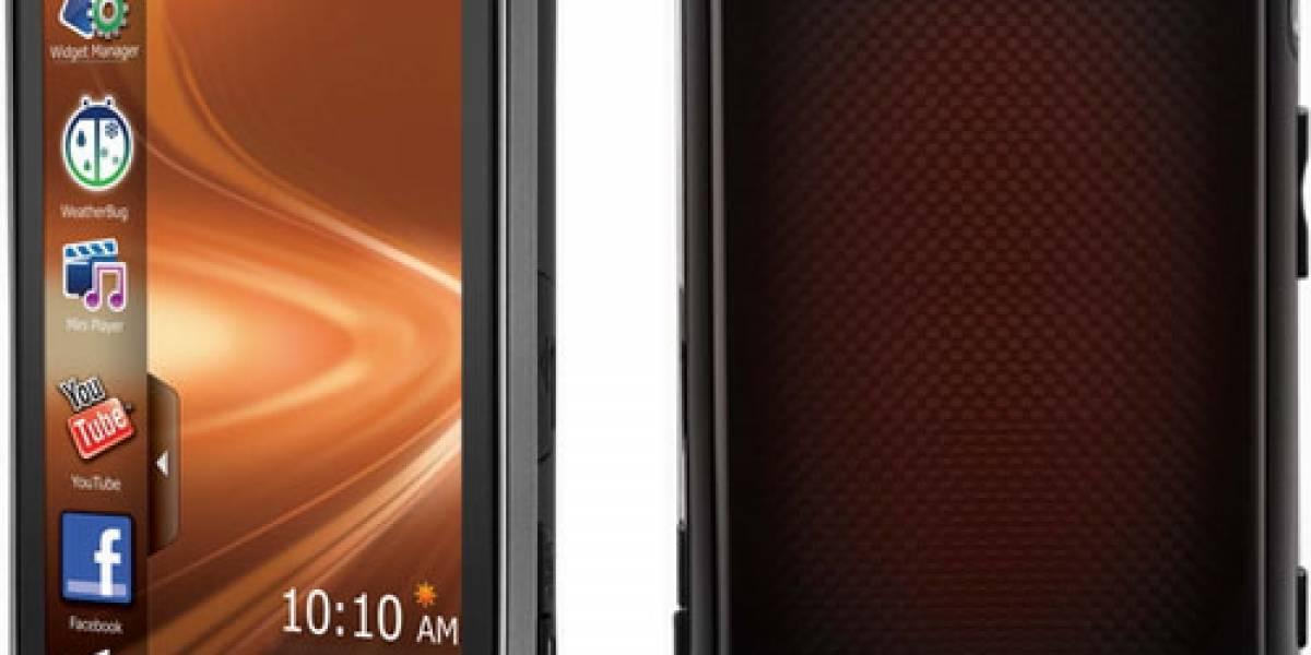 Samsung Omnia II anunciado oficialmente