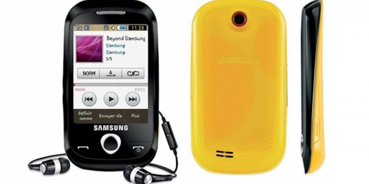 Futurología: Samsung S3650 Corby. Un smartphone de bajo costo