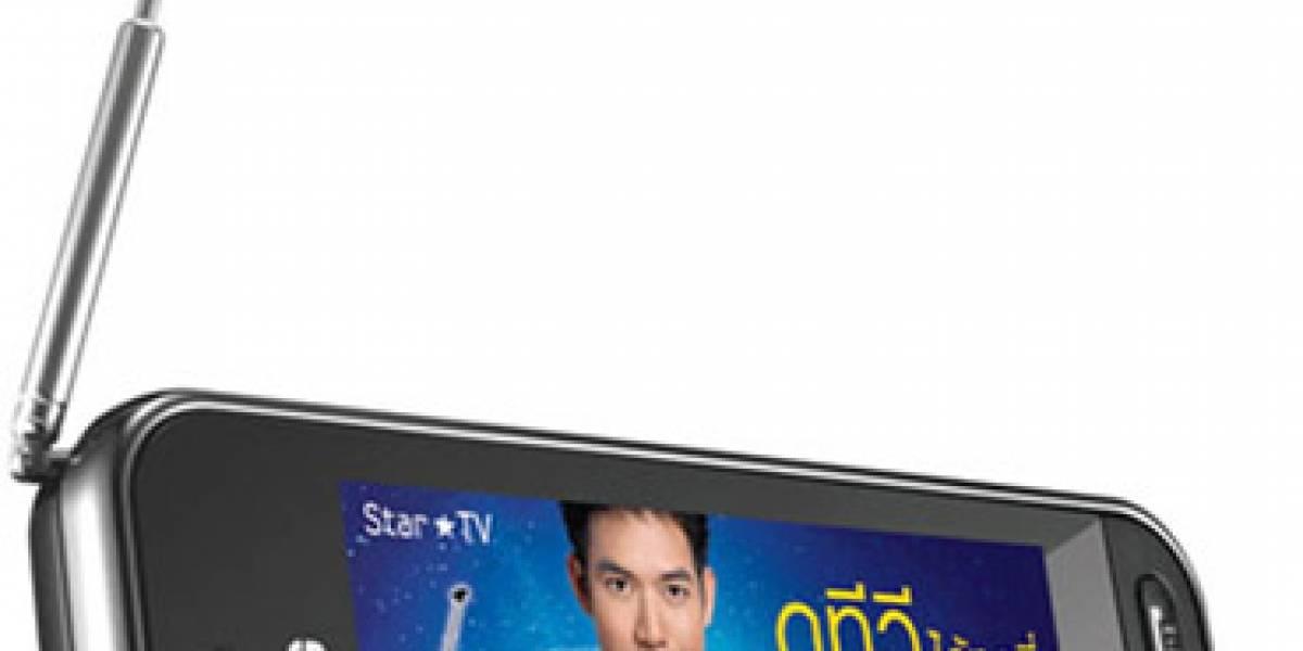 Samsung S5233T TV Star, con receptor de TV análogo