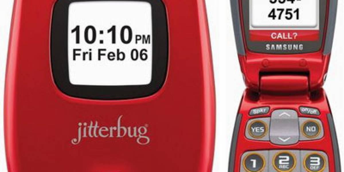 CES10: Jitterbug J in Red, lanzado por Samsung para apoyar asociación