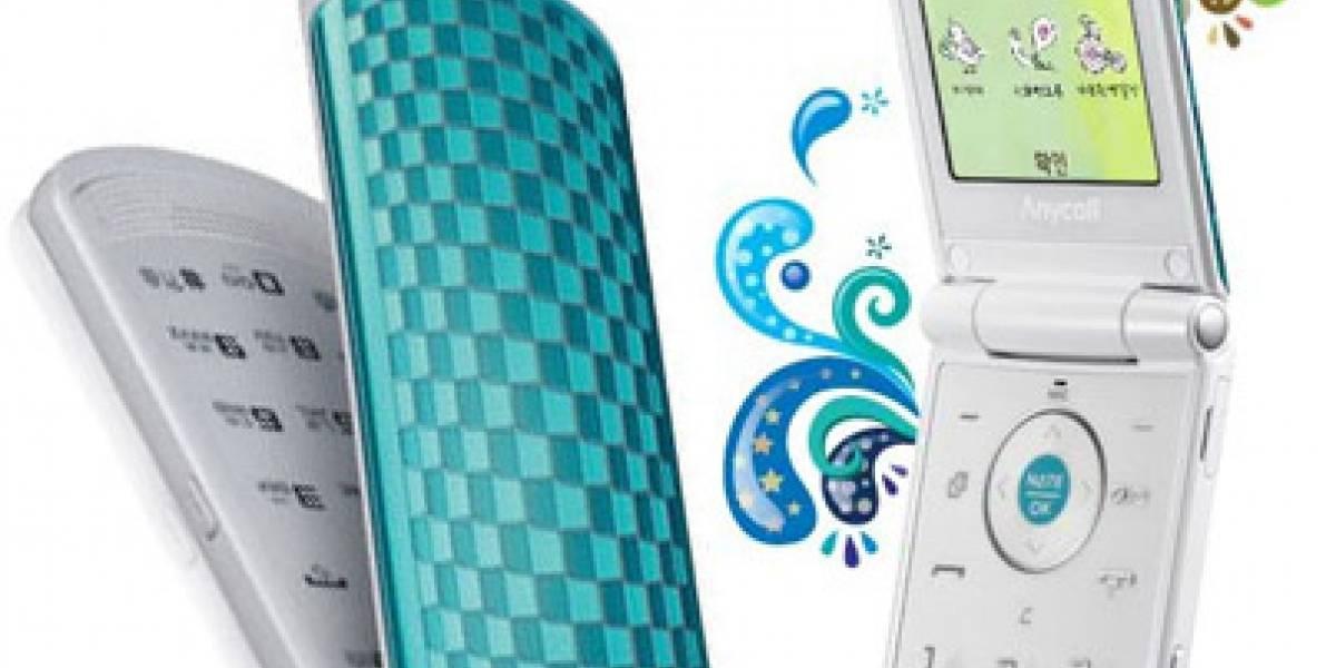 Samsung SCH-W890: El móvil con TV por excelencia