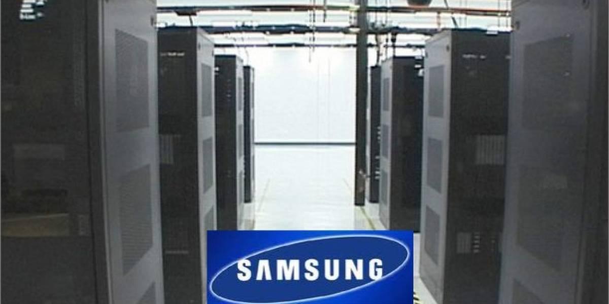 SAMSUNG alista su incursión al mercado de los servidores