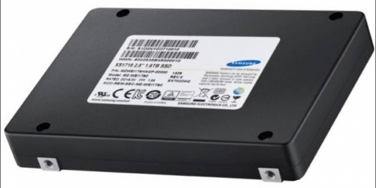 Samsung anuncia su monstruoso SSD XS175 1,6TB PCIe NVMe