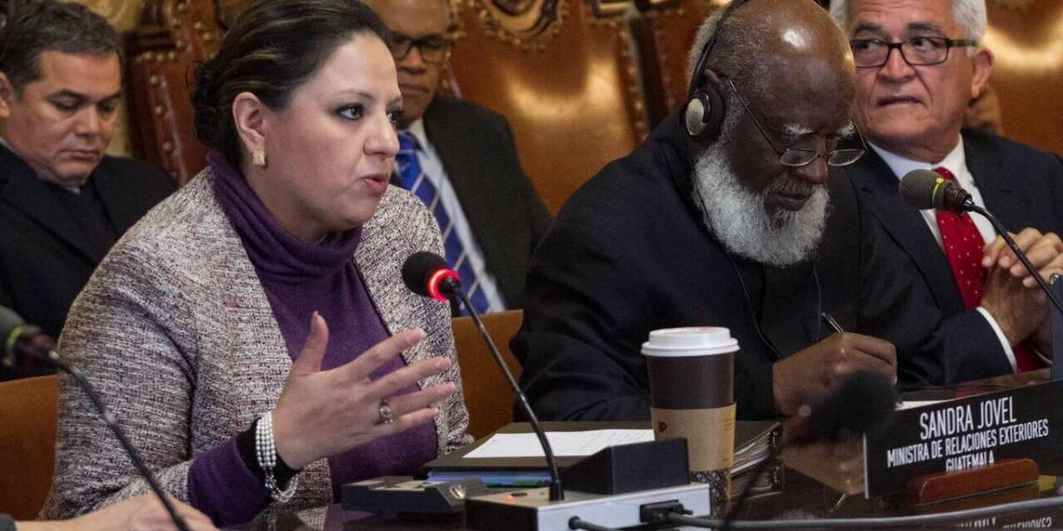 Oficina de vocero de la ONU confirma reunión entre canciller y Guterres