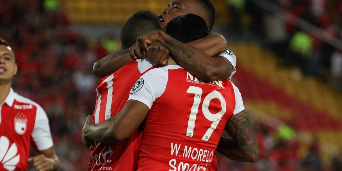 Deportivo Táchira recibe a Santa Fe por la Copa Libertadores