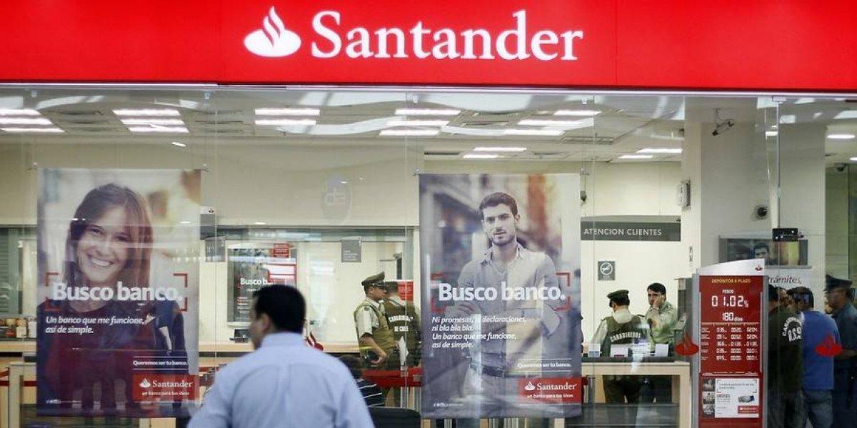 Un hito en los medios de pago: Banco Santander decidió terminar su vínculo con Transbank