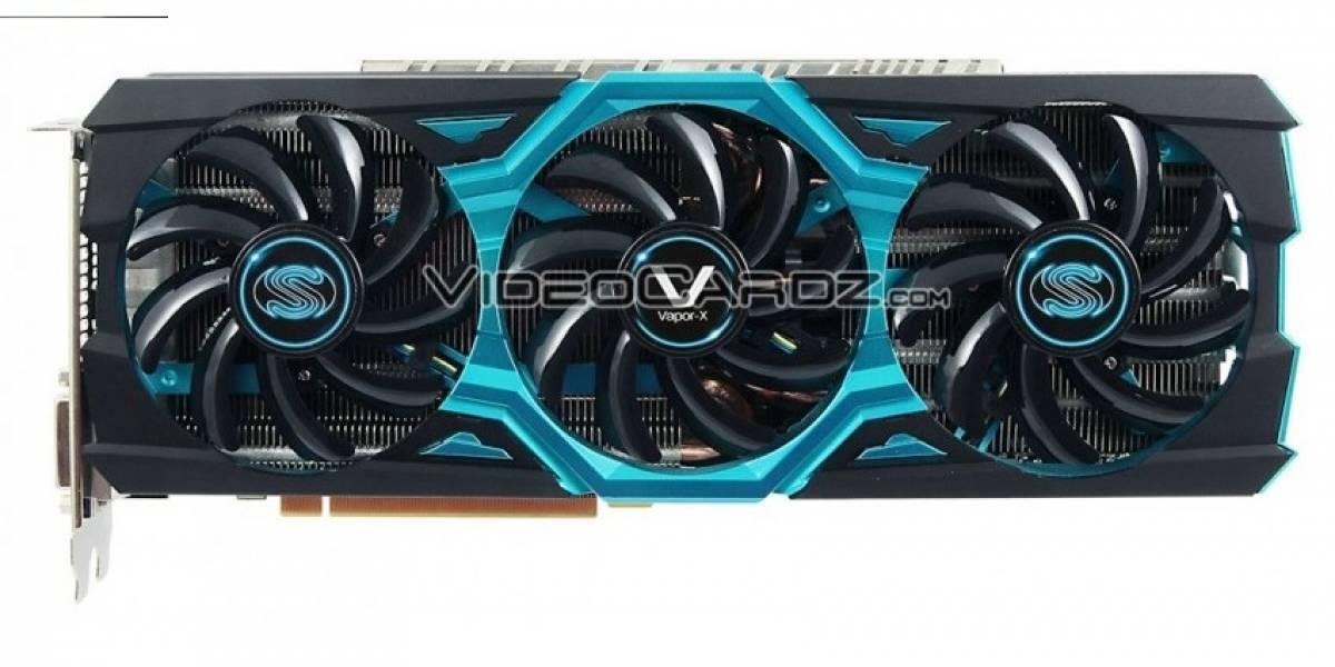 Sapphire anuncia su tarjeta de video Radeon R9 290X Vapor-X 8GB