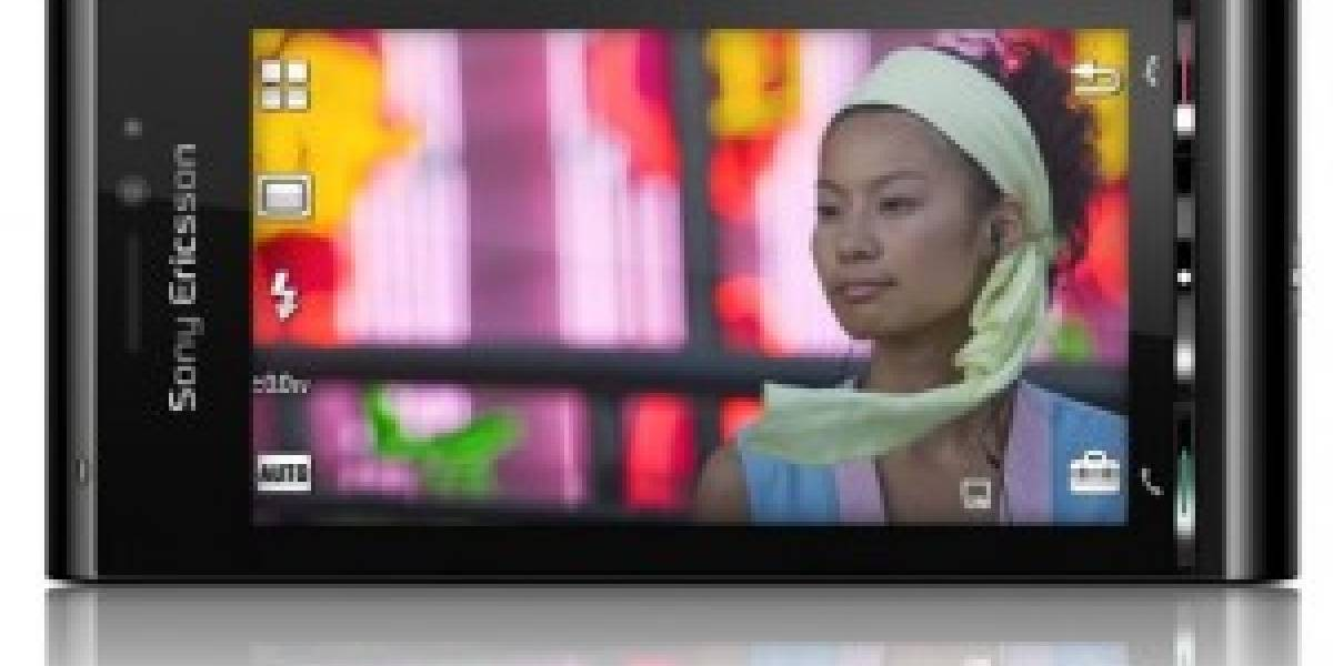 Sony Ericsson Satio consigue nuevo firmware para solucionar fallas