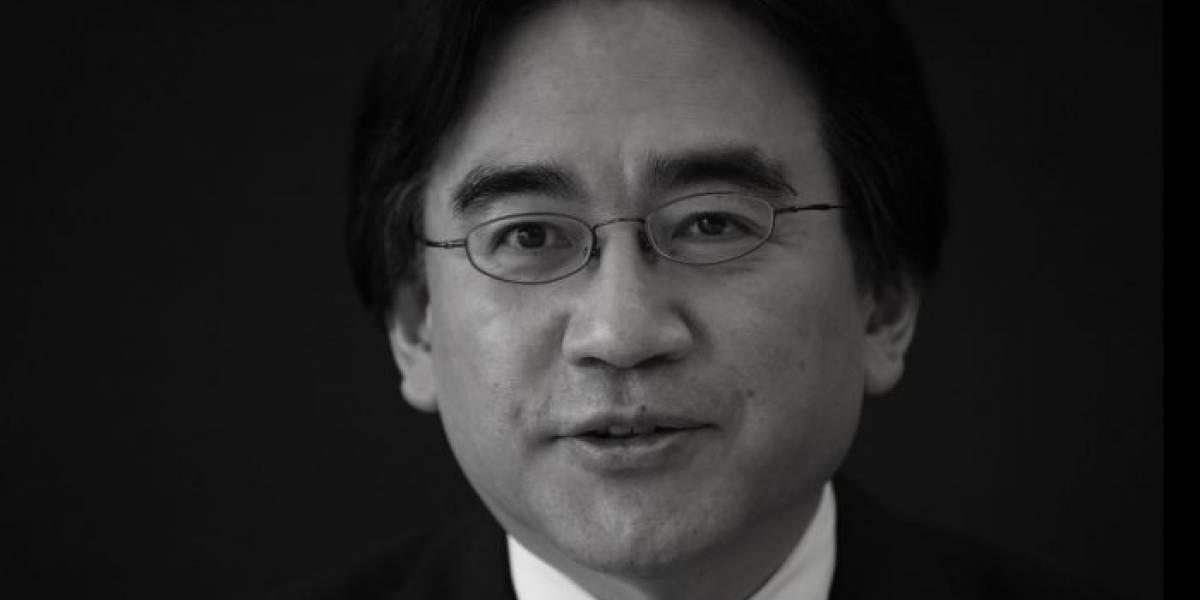 El juego de Golf oculto en Switch es un homenaje a Satoru Iwata