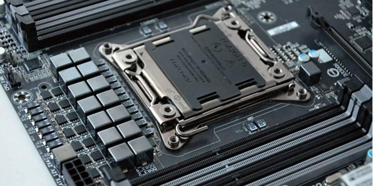 Lo nuevo del Intel Core i7-3960X y su chipset X79 Patsburg