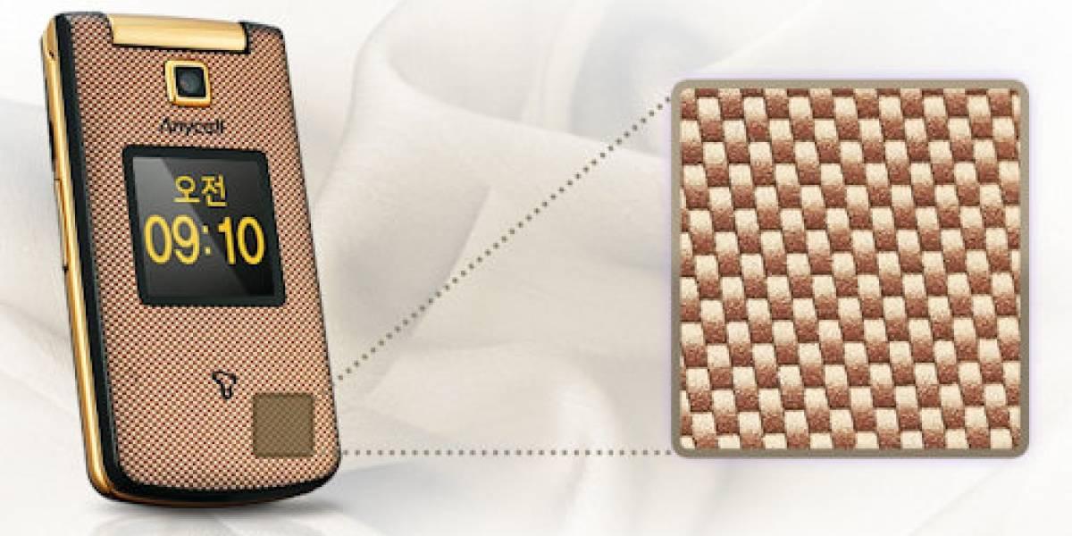 Samsung SKT SCH-W910: Diseño y prestaciones desde Corea