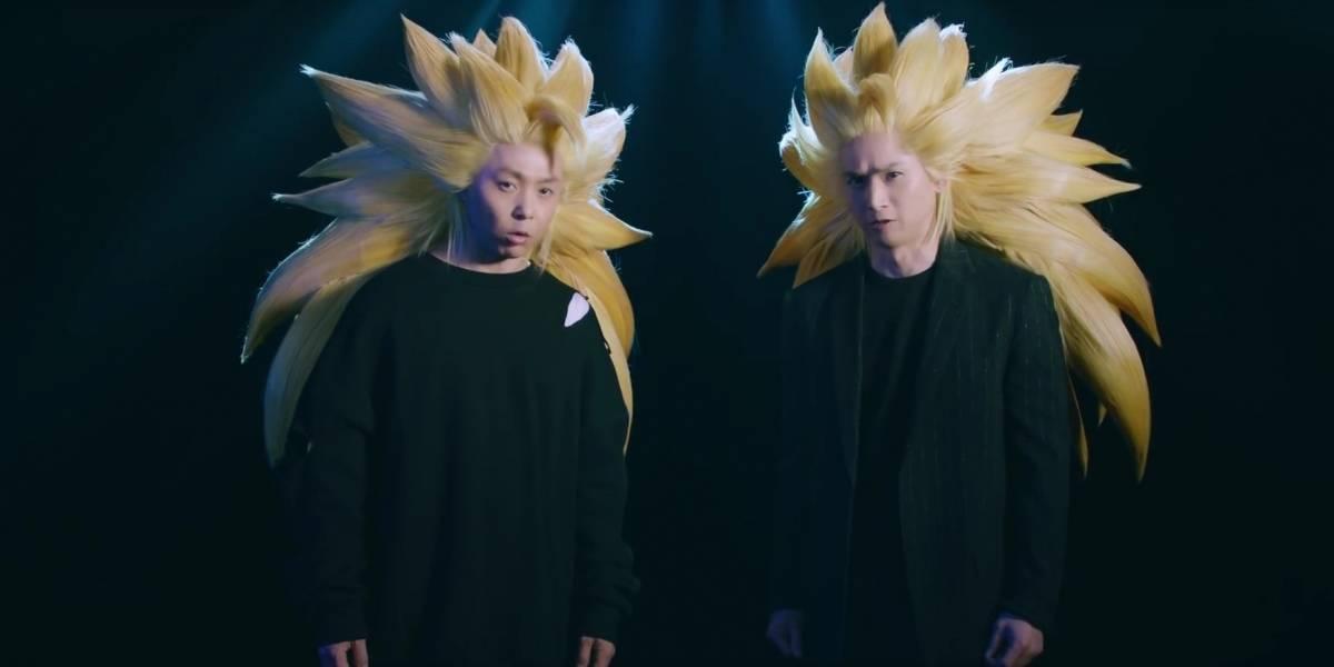 Que tal adotar um cabelo ao estilo Dragon Ball? Comercial japonês mostra que isso é possível
