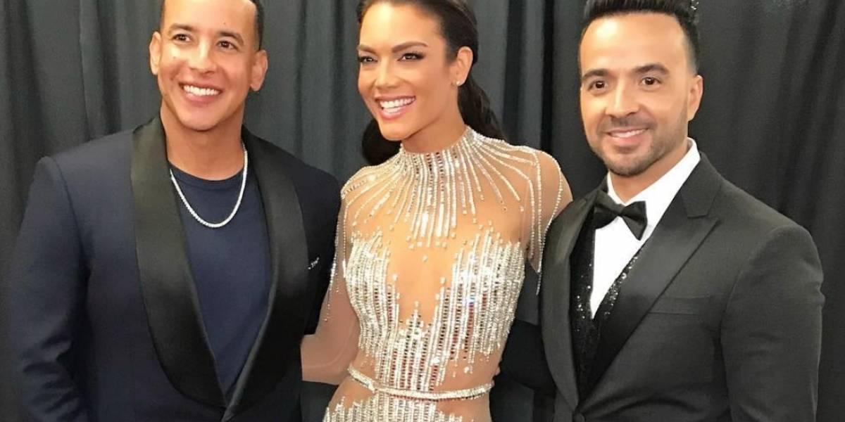 Zuleyka Rivera crea debate con foto de Daddy Yankee y Luis Fonsi