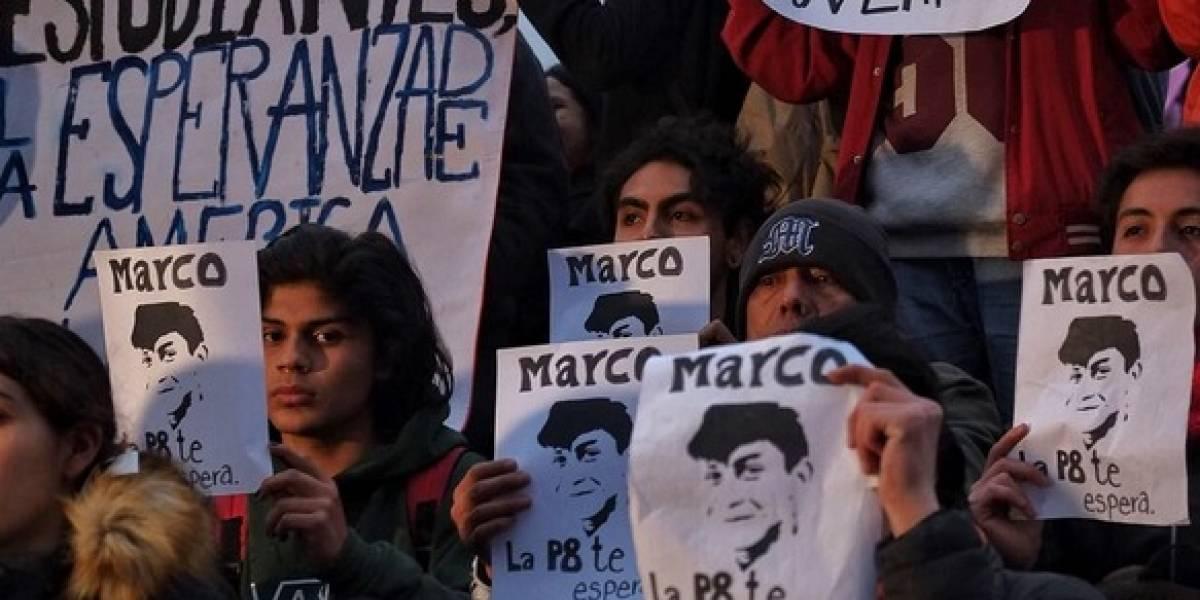 Rastrean videos para corroborar versión de policías en caso Marco Antonio