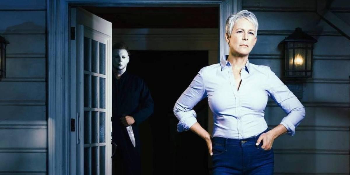 Jamie Lee Curtis cambia de look para nueva película