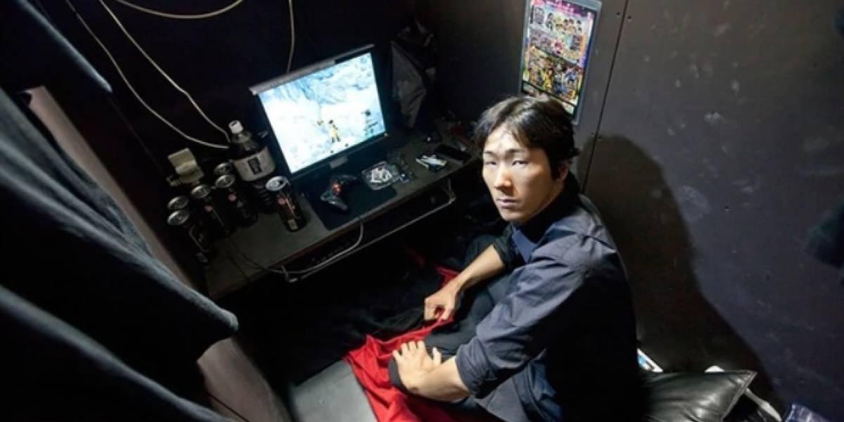 'Los refugiados de los cibercafés': 4.000 japoneses viven en locales de Internet