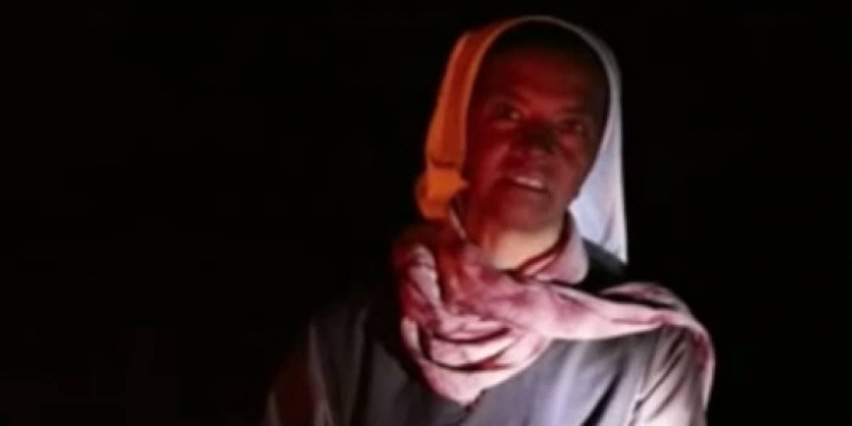 Monja secuestrada suplica ayuda al Papa Francisco
