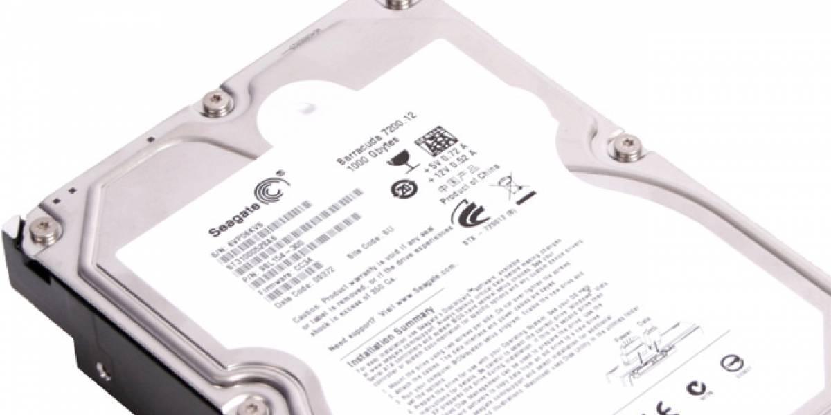 Seagate: La escasez de discos duros se mantendrá este año