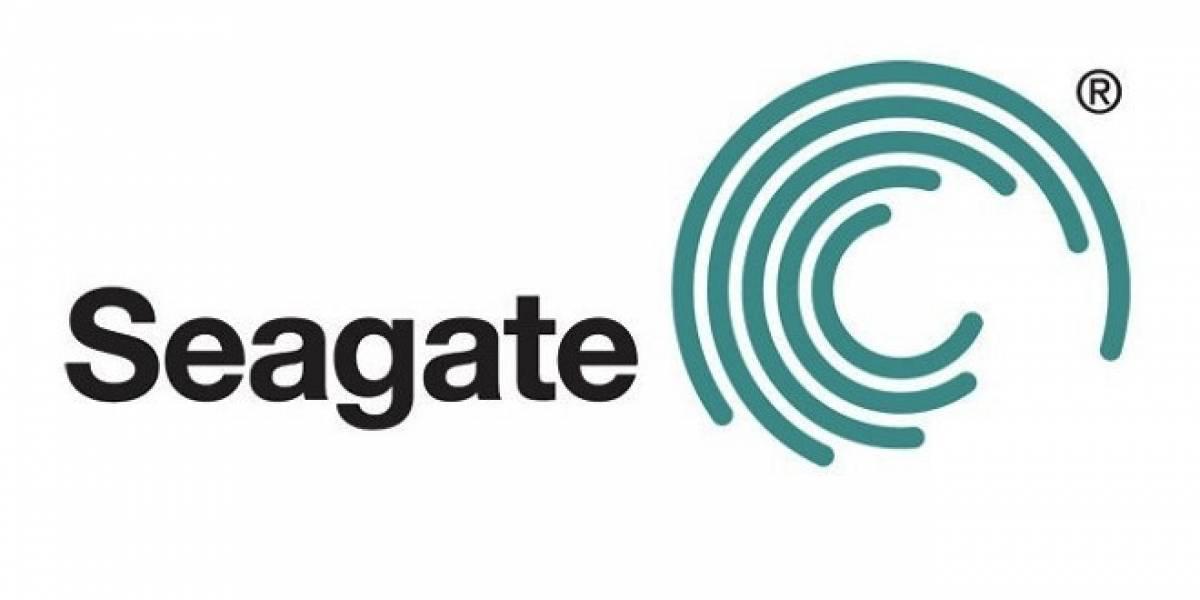 Seagate distribuye discos duros de 4TB con platos de 1TB