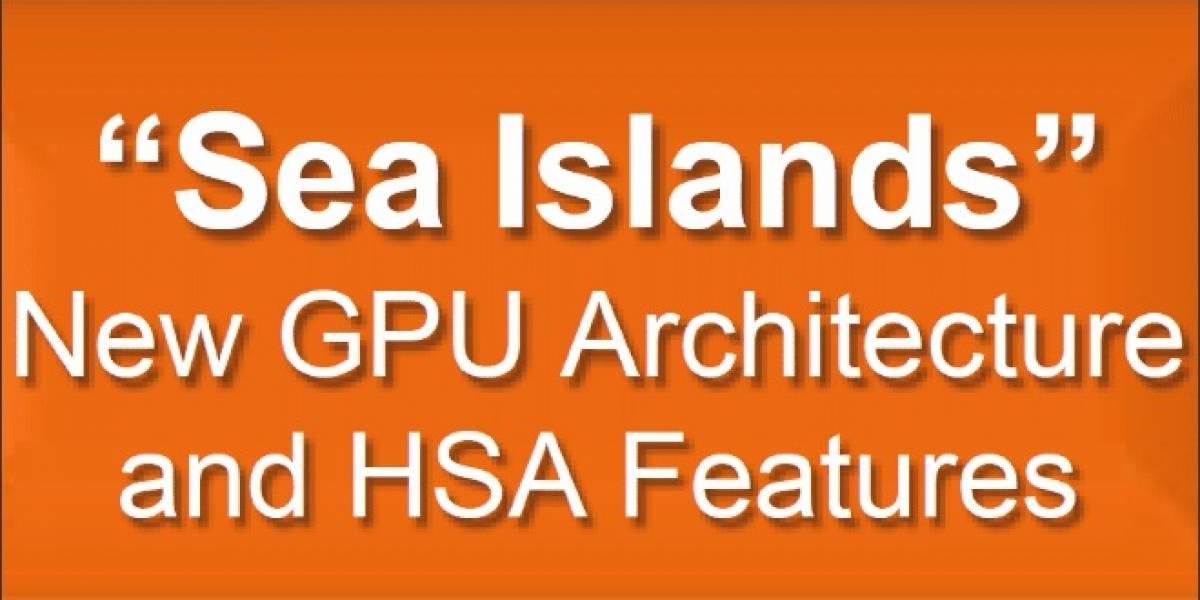 ¿GPUs AMD Sea Islands no traerán grandes cambios por sobre Southern Islands?