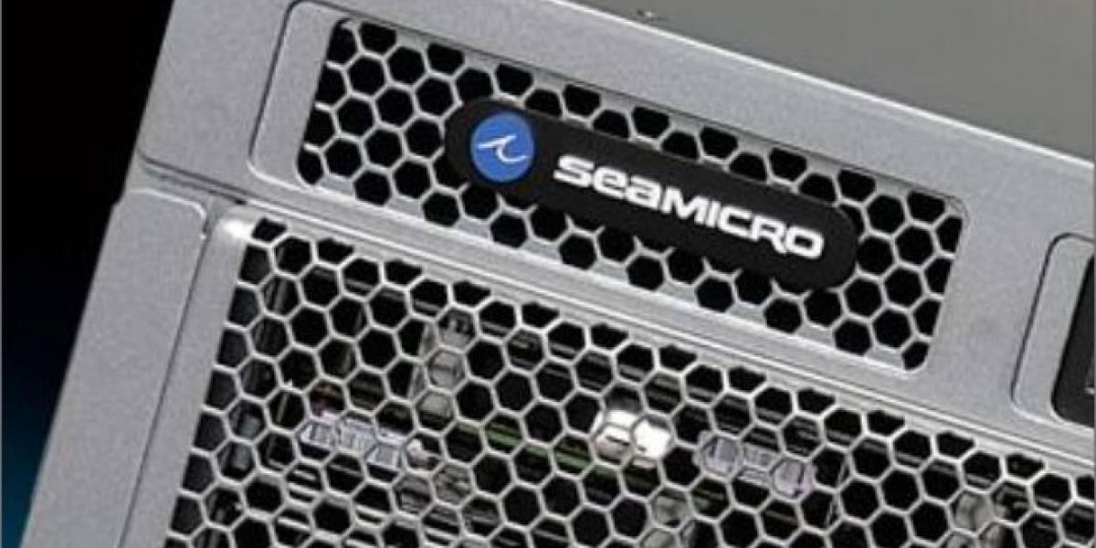 AMD adquiere al fabricante de servidores SeaMicro por US$ 334 millones